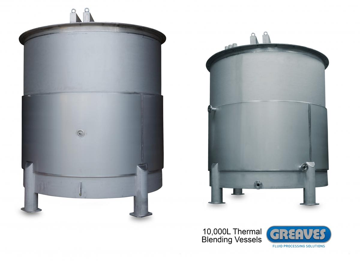 Vacuum Mixers & Stainless Steel Pressure Vessel Manufacturers