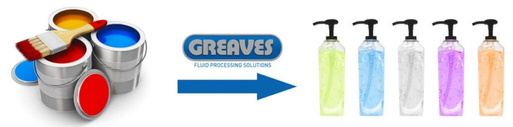 Greaves help manufacturers adapt production