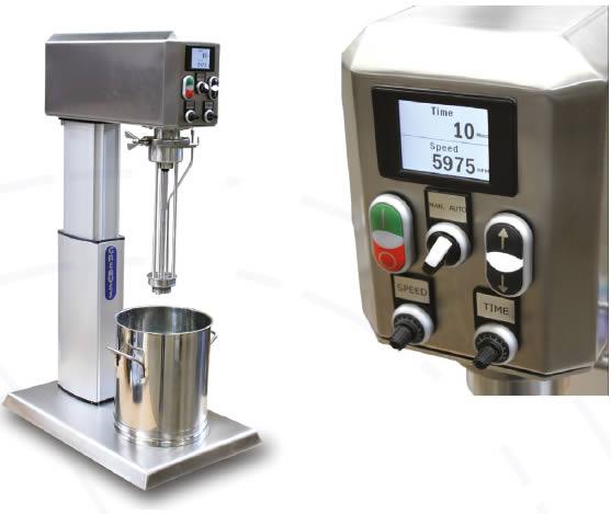 Laboratory mixers 2
