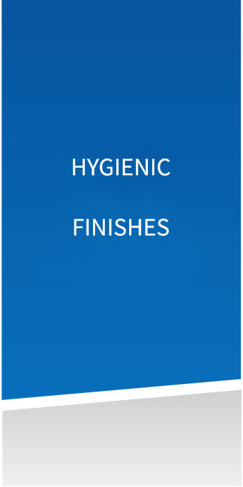 Hygienic Finishes