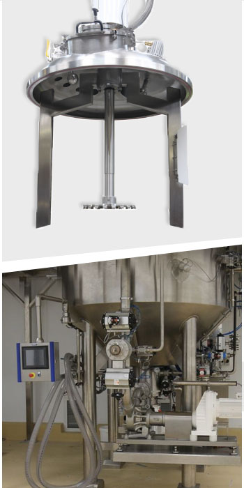 Integrated mixing systems 2
